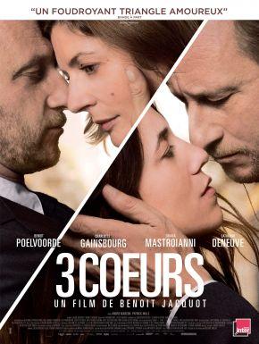 DVD Trois Coeurs