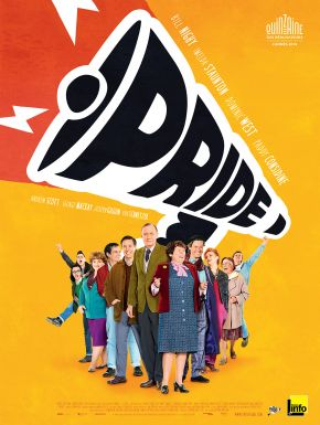 Achat DVD Pride
