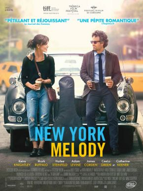 Jaquette dvd New York Melody