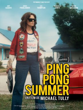 Sortie DVD Ping Pong Summer