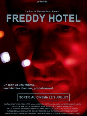 Jaquette dvd Freddy Hotel