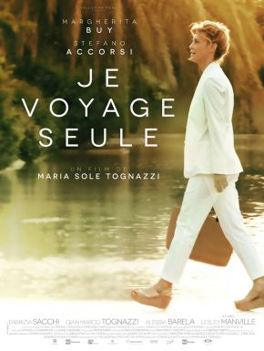 Jaquette dvd Je Voyage Seule