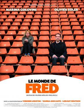 DVD Le Monde De Fred