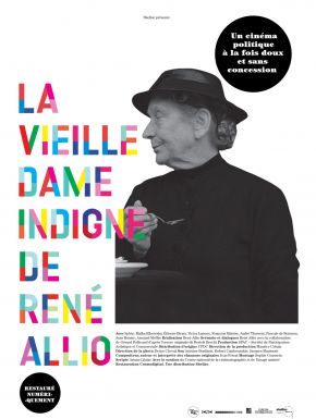 sortie dvd  La Vieille Dame Indigne