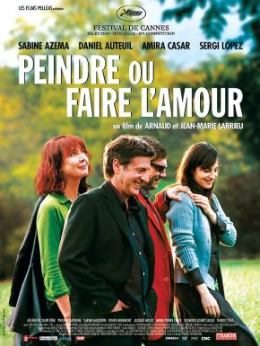 Sortie DVD Peindre Ou Faire L'amour