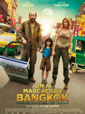 On a marché sur Bangkok DVD et Blu-Ray