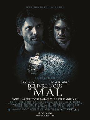 Délivre-nous Du Mal DVD et Blu-Ray