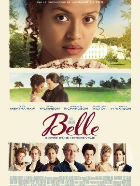 Jaquette dvd Belle