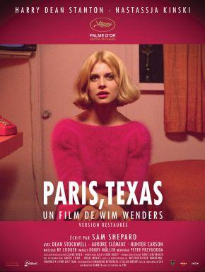 sortie dvd  Paris, Texas