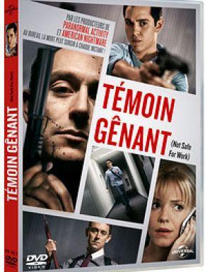 Témoins Gênants DVD et Blu-Ray