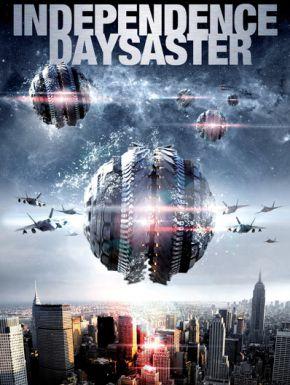 Jaquette dvd Independence Daysaster