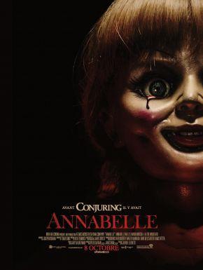 Jaquette dvd Annabelle