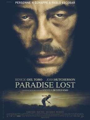 DVD Escobar - Paradise Lost