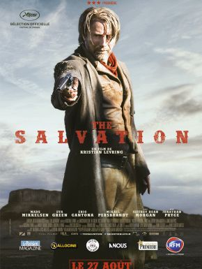 sortie dvd	  The Salvation