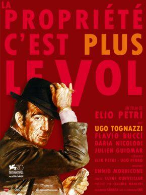 Sortie DVD La Propriété, C'est Plus Le Vol