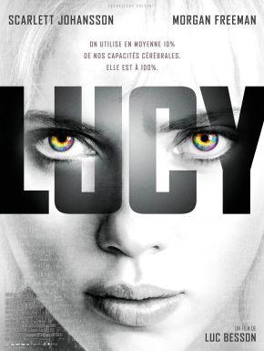 Lucy DVD et Blu-Ray