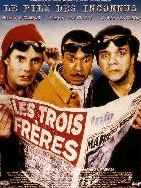 DVD Les trois frères