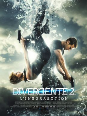 DVD Divergente 2 : L'insurrection