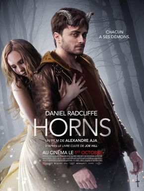 Horns DVD et Blu-Ray
