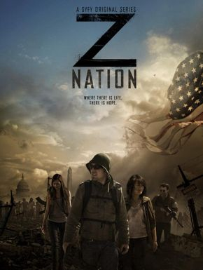 DVD Z Nation Saison 1