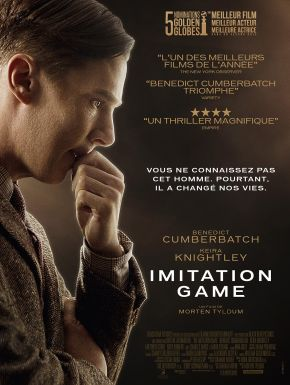 Imitation Game DVD et Blu-Ray