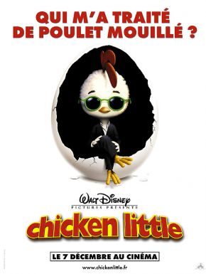 DVD Chicken Little
