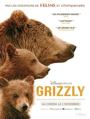 Jaquette dvd Grizzli