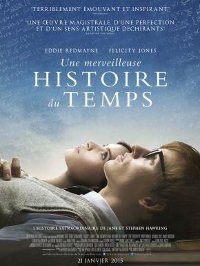 DVD Une merveilleuse histoire du temps