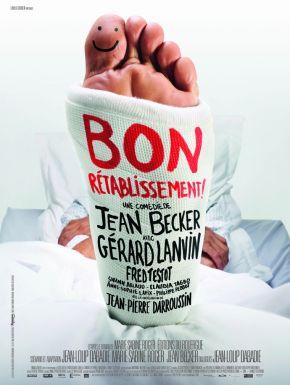 sortie dvd  Bon rétablissement!