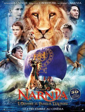 Jaquette dvd Le Monde De Narnia