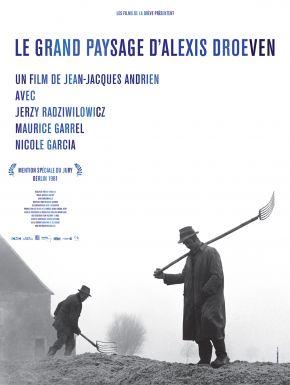 sortie dvd  Le Grand Paysage D'Alexis Droeven