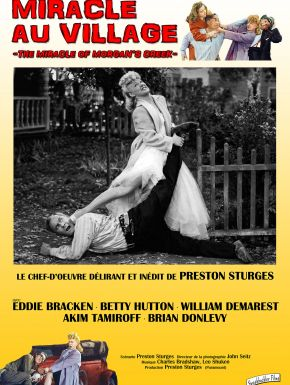 sortie dvd  Miracle Au Village
