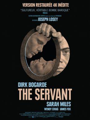 The Servant DVD et Blu-Ray