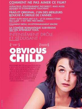 Jaquette dvd Obvious Child