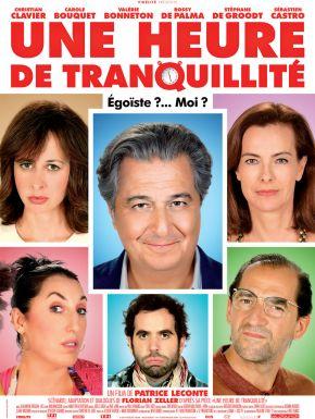 Une Heure De Tranquilité DVD et Blu-Ray