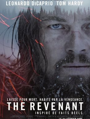 Jaquette dvd The Revenant