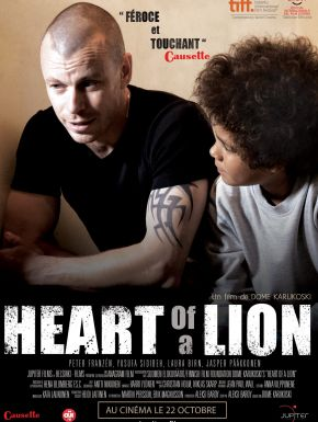 Heart Of A Lion DVD et Blu-Ray