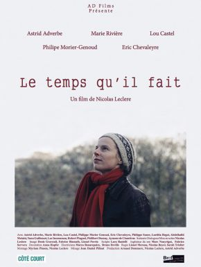 DVD Le Temps Qu'il Fait