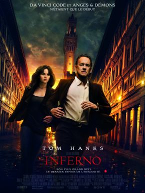 Jaquette dvd Inferno