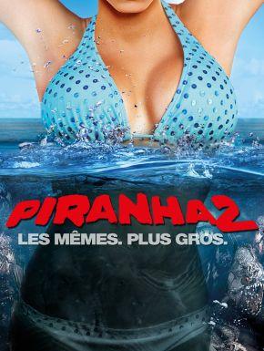 Jaquette dvd Piranha 2