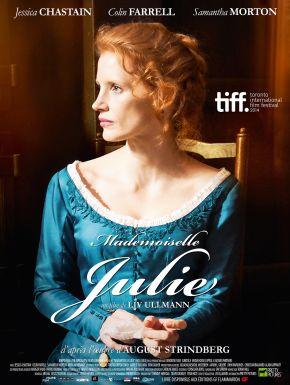 Jaquette dvd Mademoiselle Julie