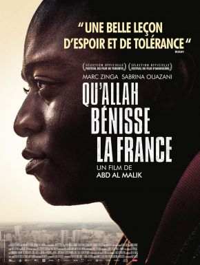 Jaquette dvd Qu'Allah Bénisse La France