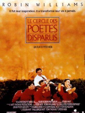 Le cercle des poetes disparus DVD et Blu-Ray