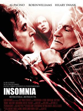 Insomnia DVD et Blu-Ray