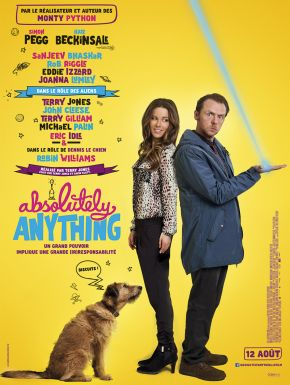 DVD Absolutely Anything