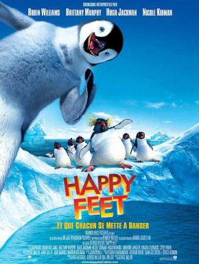 Achat DVD Happy Feet
