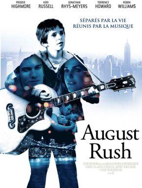 Sortie DVD August Rush