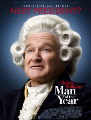 DVD L'homme De L'année