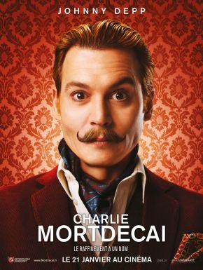 Jaquette dvd Charlie Mortdecai