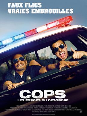 Sortie DVD Let's Be Cops